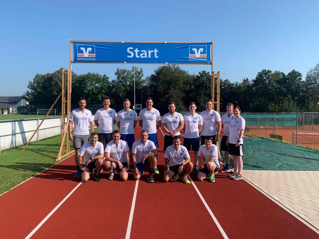 1. Herrenmannschaft Fußball des TSV Reischach